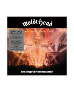 No Sleep 'Til Hammersmith (40th Anniversary Deluxe) - 2-CD