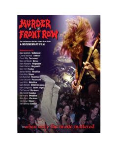 murder in the front row the san francisco bay area thrash metal story