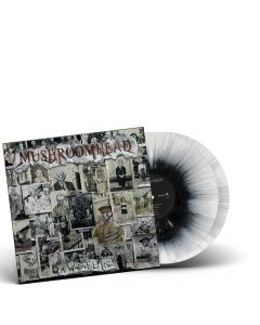 mushroomhead a wonderful life white black splatter 2 vinyl gatefold