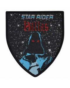 hällas star rider shield patch