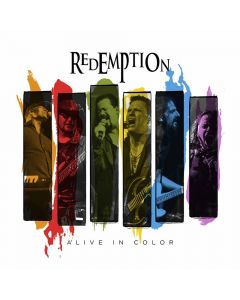 redemption alive in color digipak blu ray