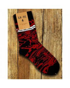 monster magnet space lord socks