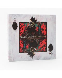 black crown initiate violent portraits of doomed escape digipak cd