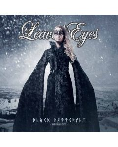 leaves eyes black butterfly special edition