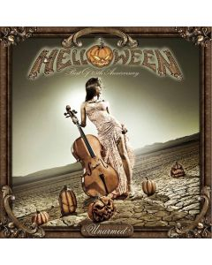 helloween unarmed remastered 2020 digipak cd
