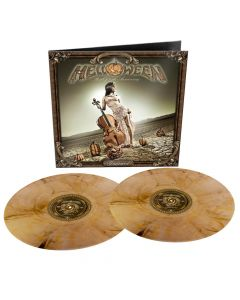 helloween unarmed remastered 2020 gold black marbled vinyl