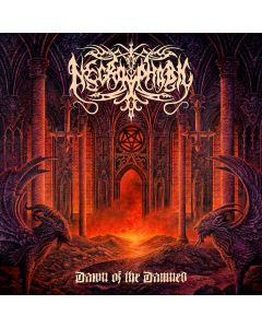 necrophobic dawn of the damned mediabook cd
