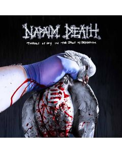 napalm death throes of joy in the jaws of defeatism cd