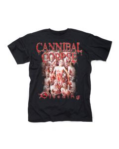 cannibal corpse the bleeding cover shirt