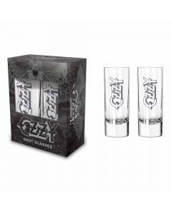 ozzy osbourne ordinary man shot glasses