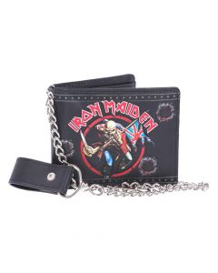 iron maiden iron maiden wallet