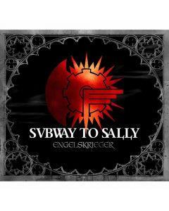 subway to sally herzblut engelskrieger digipak cd