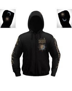 solstafir sword and twilight zip hoodie