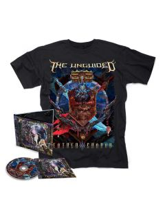 the unguided father shadow digipak cd shirt bundle