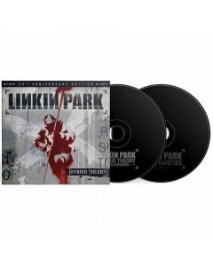 linkin park hyxbrid theory 20th anniversary editon double cd