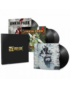 linkin park hyxbrid theory 20th anniversary edition vinyl box
