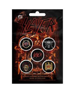 slayer demonic plectrem pack