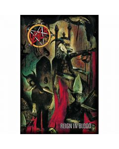 slayer reign in blood flag