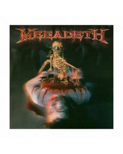 megadeth the world needs a hero cd