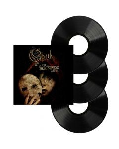opeth the roundhouse tapes tripple vinyl