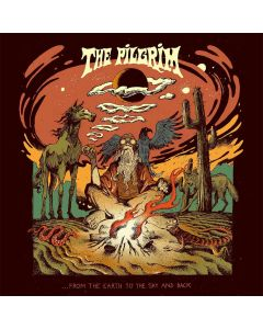 the pilgrim from the earth to the sky and back digipak cd