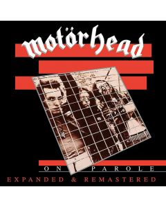 motorhead on parole expanded and remastered cd