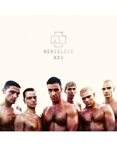 Herzeleid (XXV Anniversary Edition-Remastered) - Digipak CD