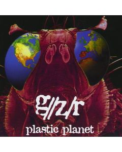 Geezer Butler Plastic Planet Digipak CD