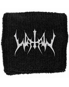 watain logo wristband