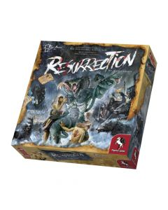 powerwolf resurrection armata strigoi expansion board game