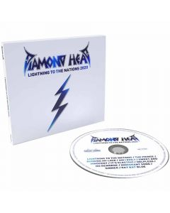 diamond head lightning to the nations 2020 digipak cd