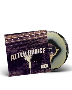 Alter Bridge Walk the Syk 2.0 Yellow Black Ink Spot Vinyl