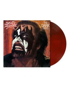 King Diamond The Dark Sides Maroon Marbled Vinyl