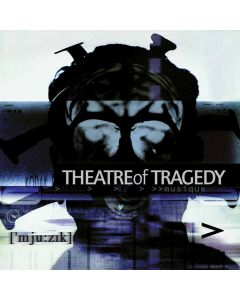 theatre of tragedy musique 20th anniversary digipak cd