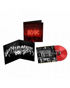 ac dc pwr up red vinyl