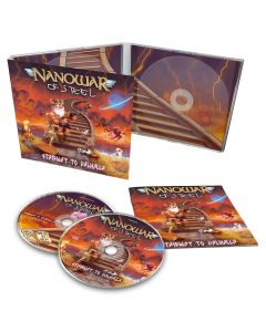 nanowar of steel stairway to valhalla digipak cd