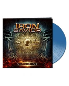 iron savior skycrest blue vinyl
