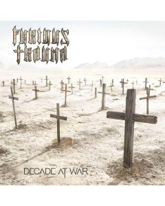 furious trauma decade at war cd