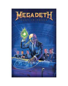 megadeth rust in peace flag