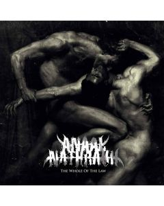 anaal nathrakh the whole of the law cd