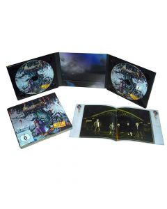 magnum escape from the shadow garden digipak cd dvd