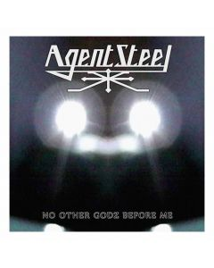 angent steel no other godz before me digipak cd