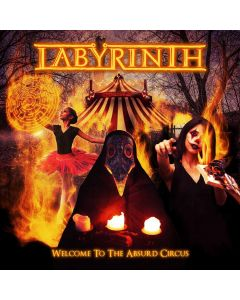 labyrinth welcome to the absurd circus cd