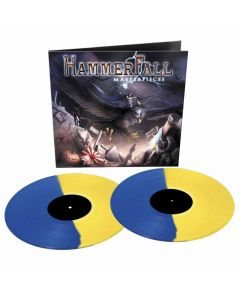 hammerfall masterpieces bi coloured vinyl