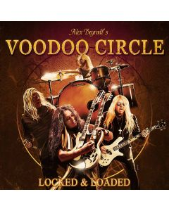 voodoo circle locked and loaded digipak cd