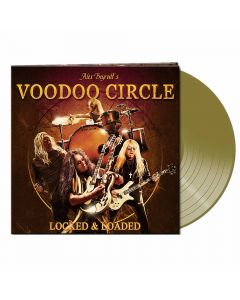 voodoo circle locked and loaded golden vinyl