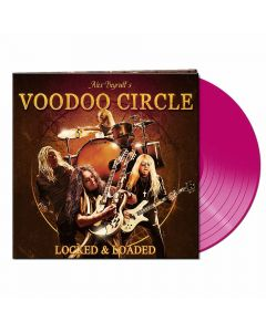voodoo circle locked and loaded violet vinyl