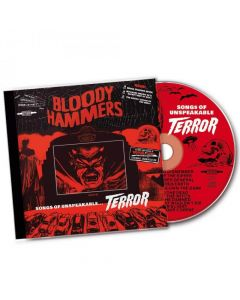 bloody hammers Songs Of Unspeakable Terror - CD