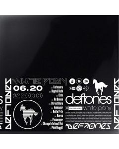deftones white pony vinyl box