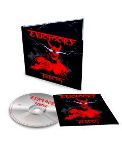 ektomorf reborn digipak cd